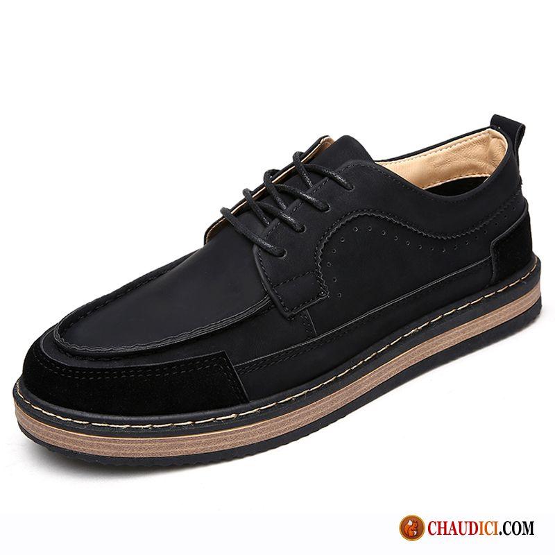 Chaussure Homme décontractée cuir tMJKE