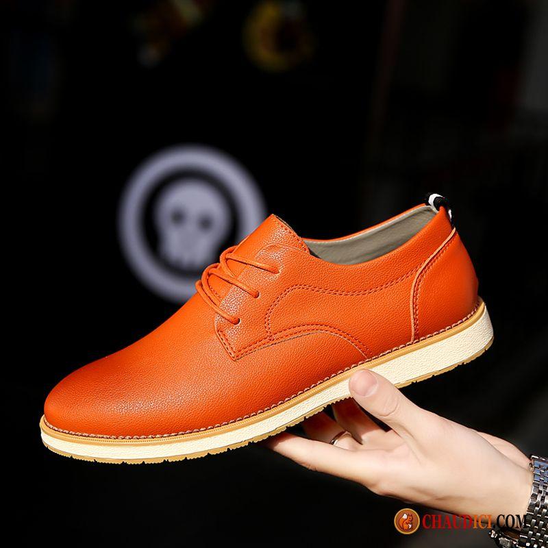 chaussure simili cuir homme marron homme chaussures de. Black Bedroom Furniture Sets. Home Design Ideas