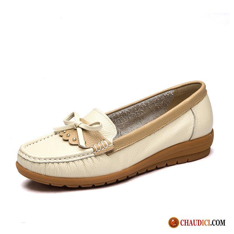 Chaussures Cuir Doux De Derbies Véritable Marques Femmes Chaussures 8T6qwrx8