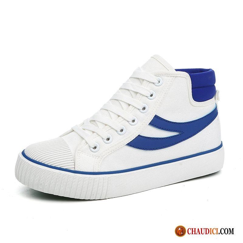 En Femme Chaussures Tissu Tennis Tendance Soldes WIHD9E2