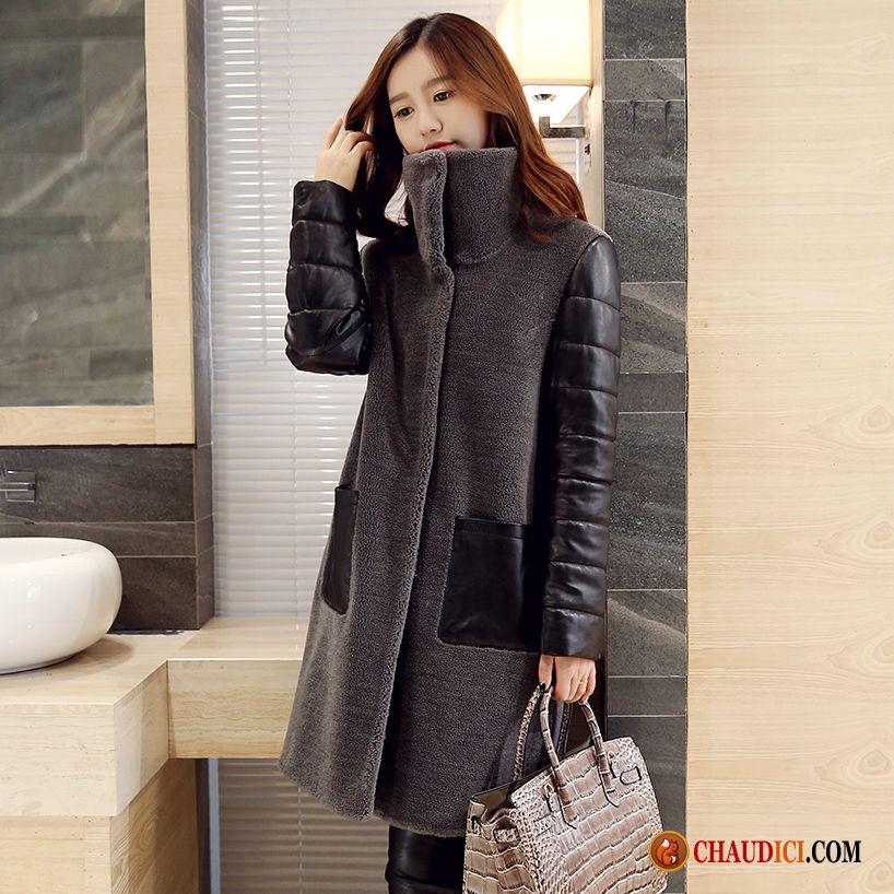 Soldes manteaux femme grande taille