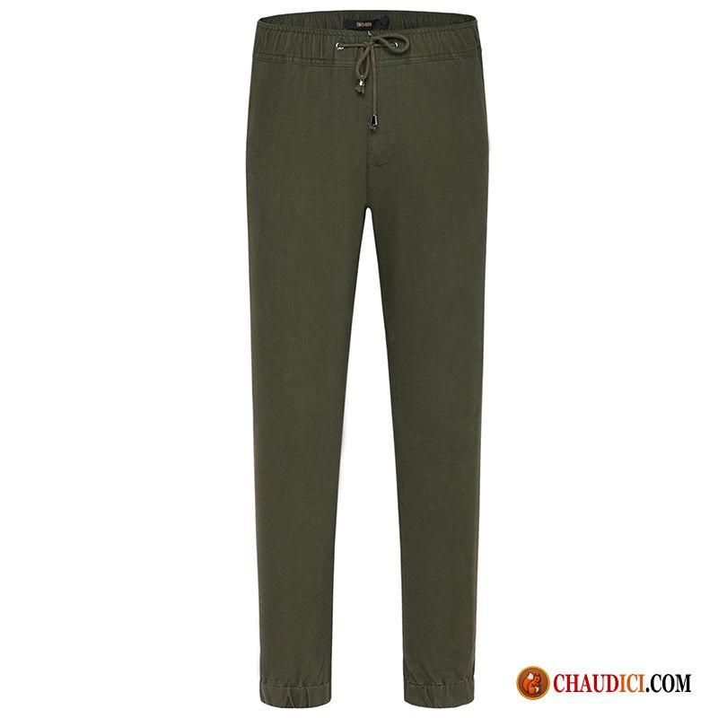 pantalon lin pour homme serr s l 39 automne sport slim homme. Black Bedroom Furniture Sets. Home Design Ideas