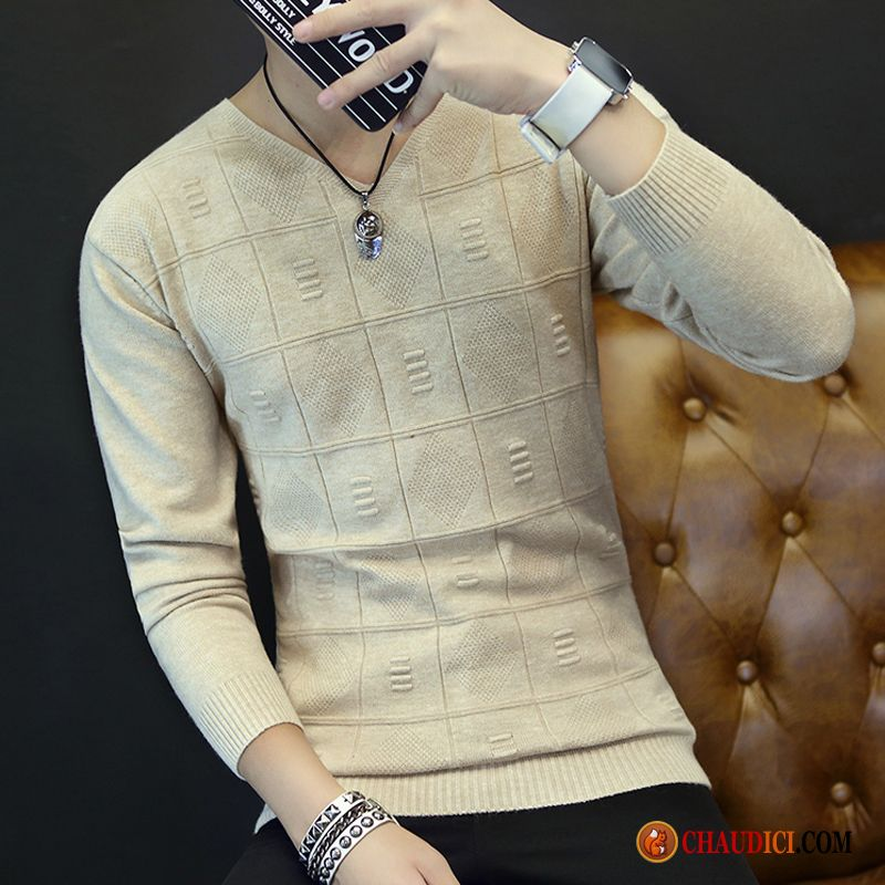 4722c681e4aa6 Pull-Fashion-Homme-Chemise-En-Bas-Longues-Col-V-T-shirt-Homme-Pas-Cher -1679-c02.jpg