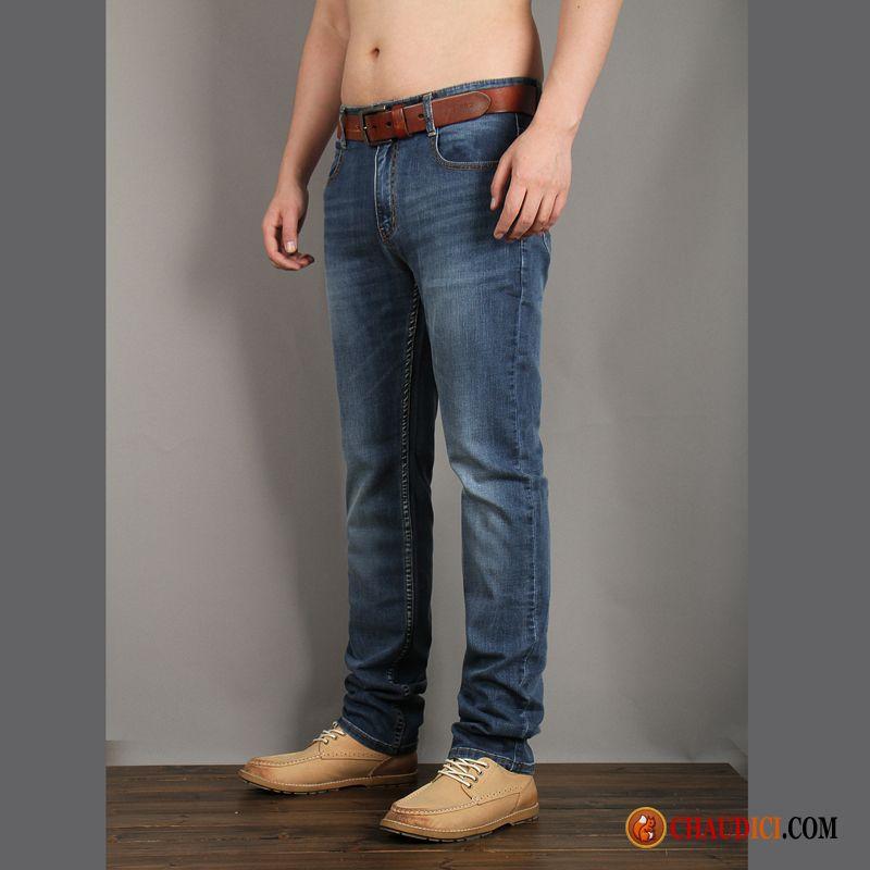 robe jean homme pas cher jambe droite de travail l g re printemps homme en vente. Black Bedroom Furniture Sets. Home Design Ideas