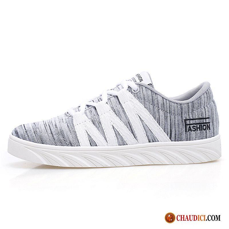 Vente Basse Skate De Running Chaussures Toile Chaussure Qfratyf Laçage lcFJK1
