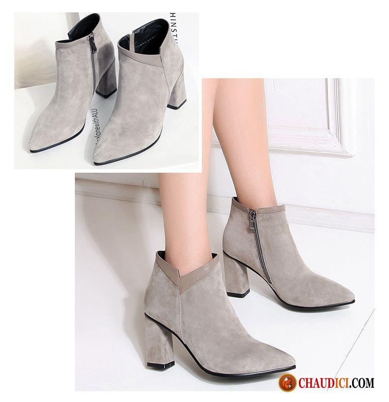 Chaussures automne à fermeture éclair noires femme  Sandales Bébé Garçon  Bleu (China China) Shoo Pom Tity Scratch  Mocassins Femme 8N1Cy22EC