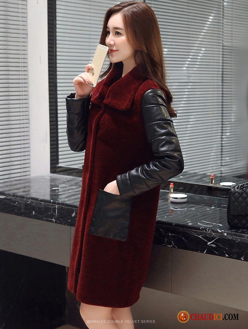 doudoune longue femme duvet grande taille