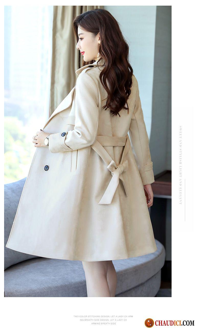Manteau Femme Moderne Sarcelle Longue Femme Gros Manteau