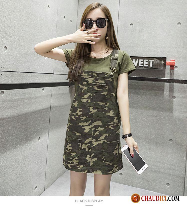 Mince Lavande N168yqw Baggy Jaune Femme Militaire Bretelle Pantalon QoexBdrCW