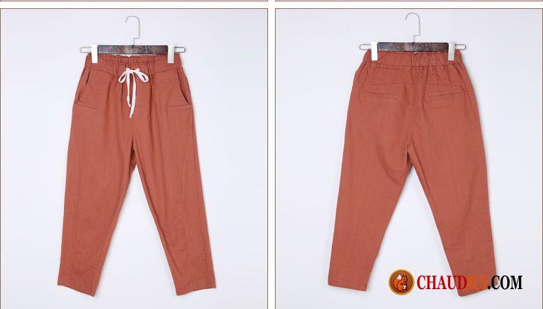 Sport Pantalons Pas Harlan Élastique Pantalon Baggy Femme Cyan Rétro gncw6cRdqx