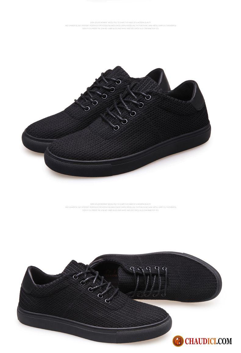 site de vente en ligne de chaussures de running noir toile. Black Bedroom Furniture Sets. Home Design Ideas