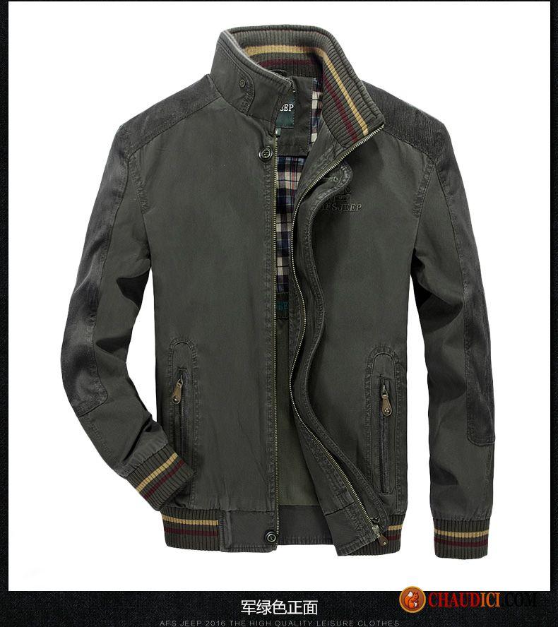 veste d t homme printemps de travail manteau veste ge moyen. Black Bedroom Furniture Sets. Home Design Ideas