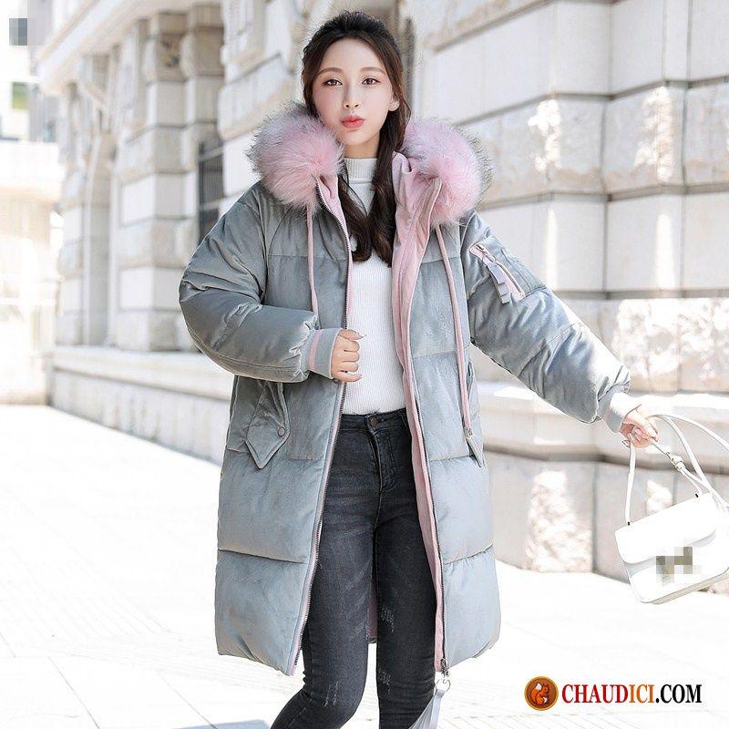 Manteau Épaissir Une Mode Vêtements Doudoune Matelassé Femme Acheter k8nO0Pw