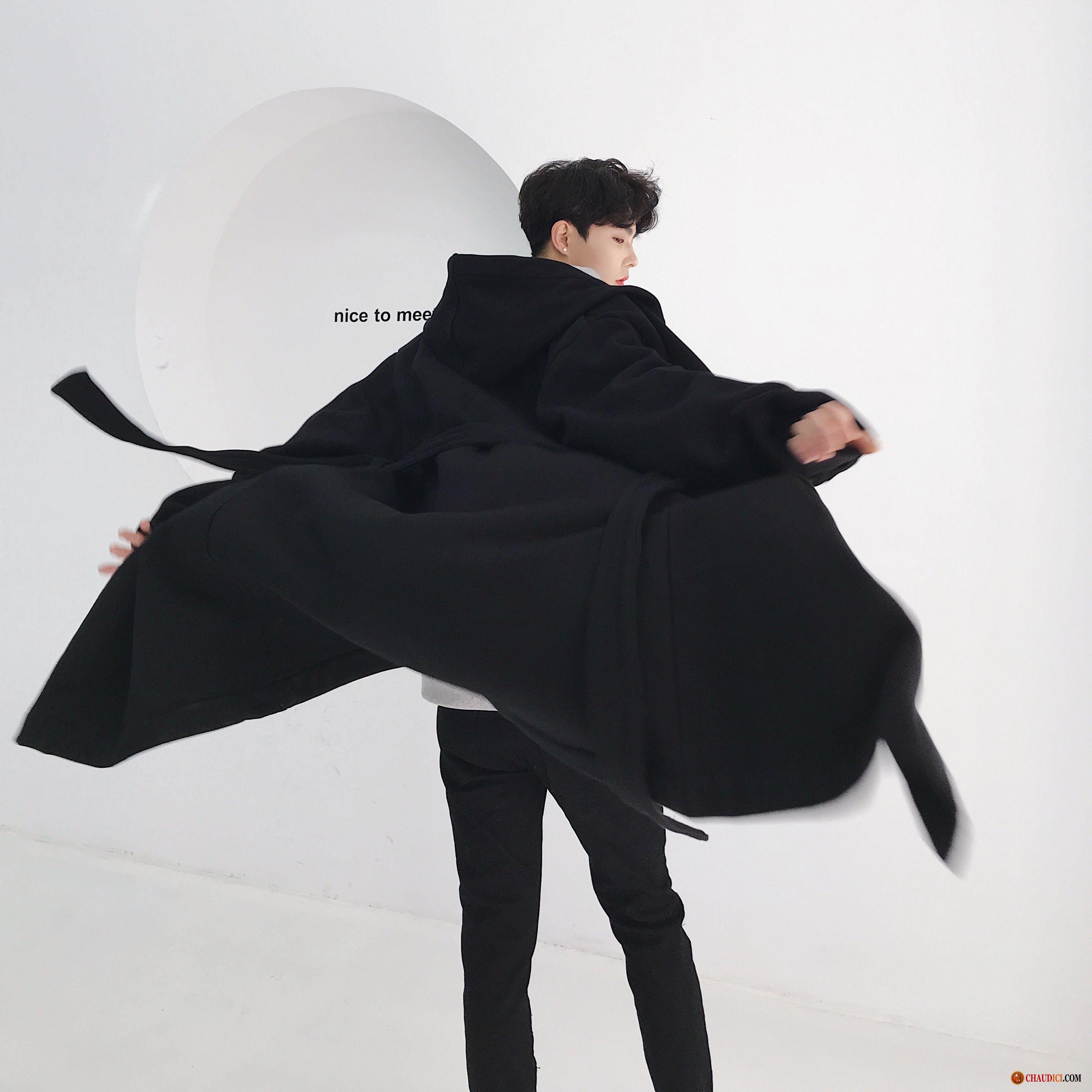 Hiver Vêtements Marque Longue Blouson D'hiver Homme Tendance CAdqwqO