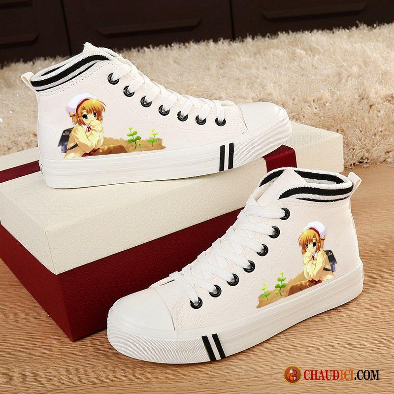 chaussure marque pas cher femme