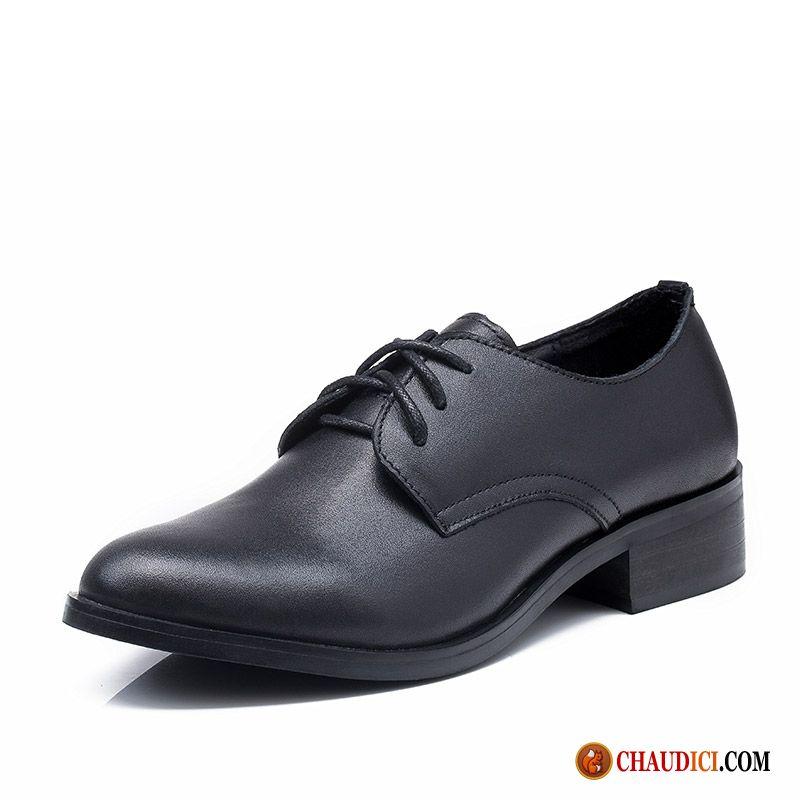 Derbies et chaussures habill es tendance pour femme en ligne - Pied de lavande pas cher ...