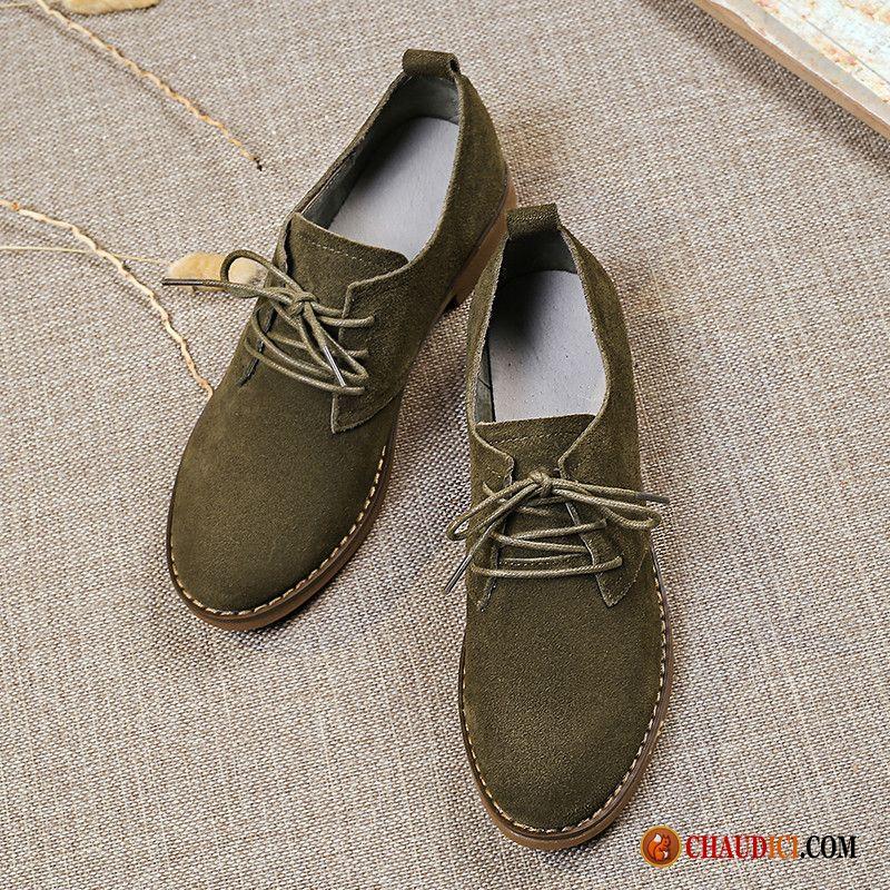 5691b234d Chaussures Cuir Femme Soldes Neige Derbies Tous Les Assortis Cuir ...
