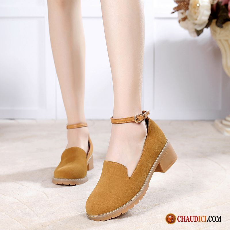 chaussure printemps femme