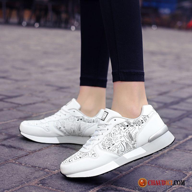 b4c7817c16e537 Chaussures Homme Running Chic Printemps Chaussures De Course Sport  Décontractée Simple Pas Cher