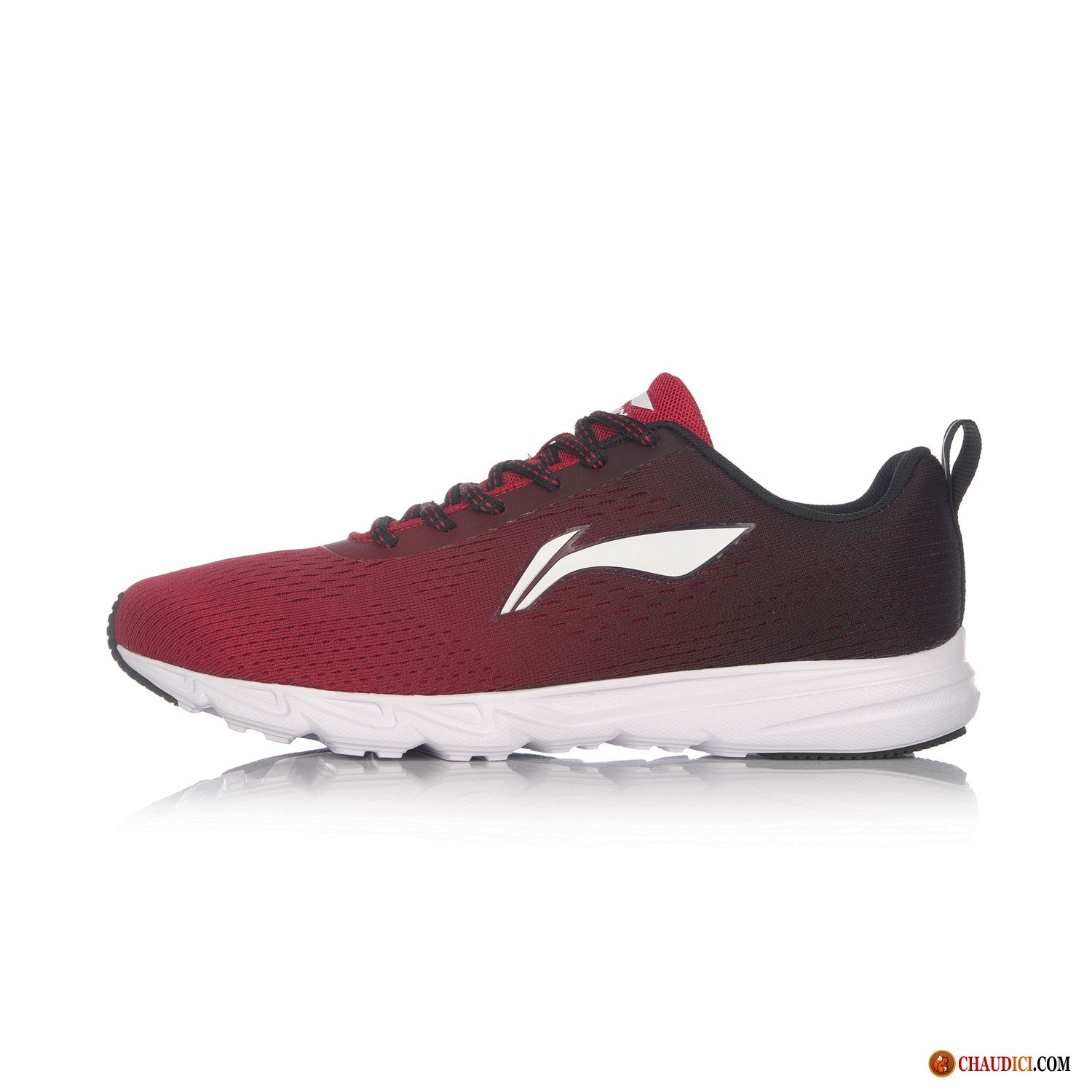 huge selection of 8a638 ed77d Running Chaussures Soldes Homme Léger Homme Poids Bordeaux R
