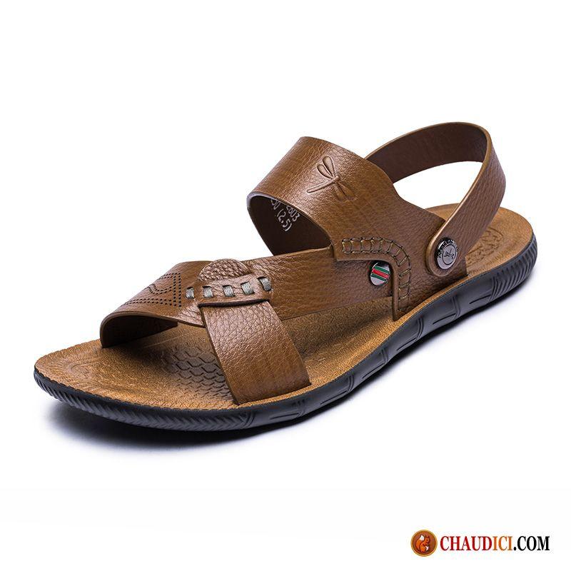 Pied Du Chaussures Homme Ouverture Sandales Soldes Tgtvxt sCQthrdx