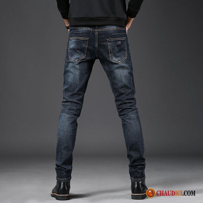 Pas Jean Maigre L'automne Printemps Cher Pantalon Extensible Homme cTFKJl1