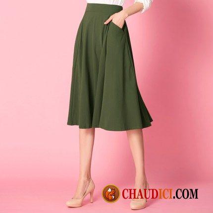 Femme Slim En Printemps Jupes Longue Robe Soldes f7bY6vyg