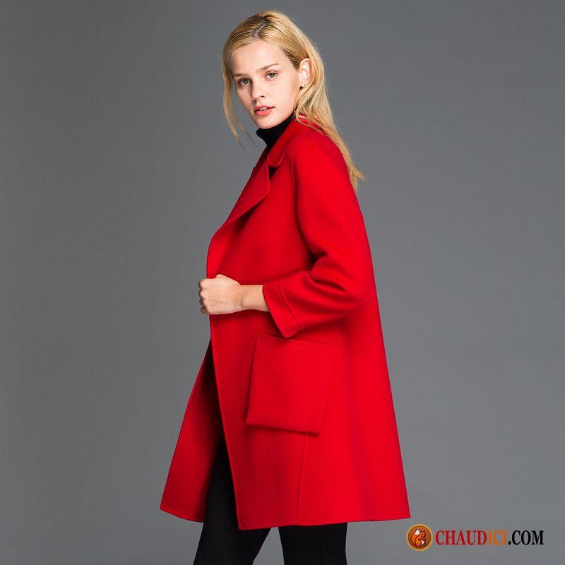 Manteau pour femme grande et mince