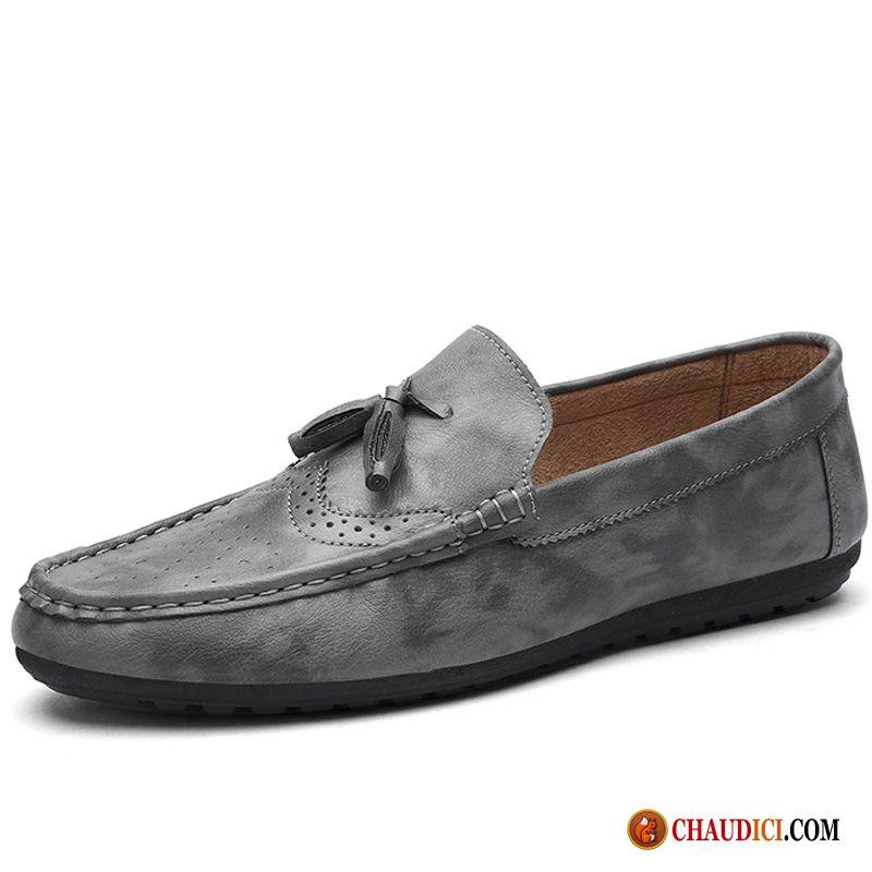 Cuir Chaussures Pérou Décontractée En Homme De Printemps Mocassin f7bgvYy6