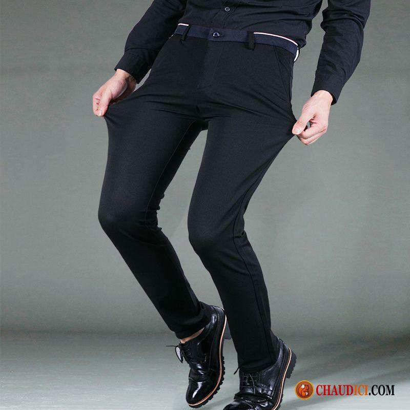 pantalon pas cher homme amazing pantalon ray noir et. Black Bedroom Furniture Sets. Home Design Ideas