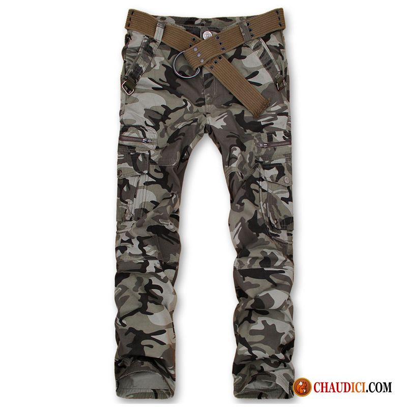 on feet at amazing price pick up Pantalon Homme Solde Rose Tendance Fantaisie Camouflage ...