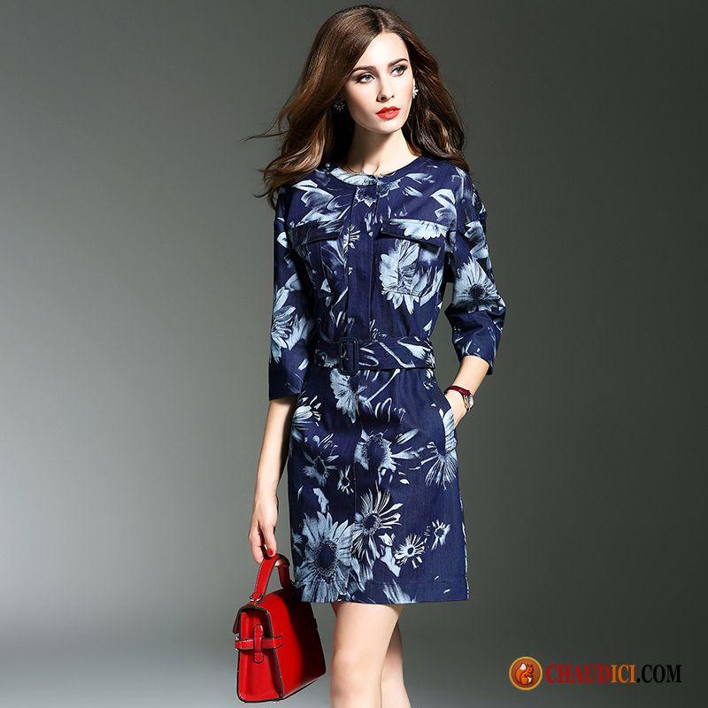 Robe classique femme robe coton   Poitiers assurances 57898a083a59