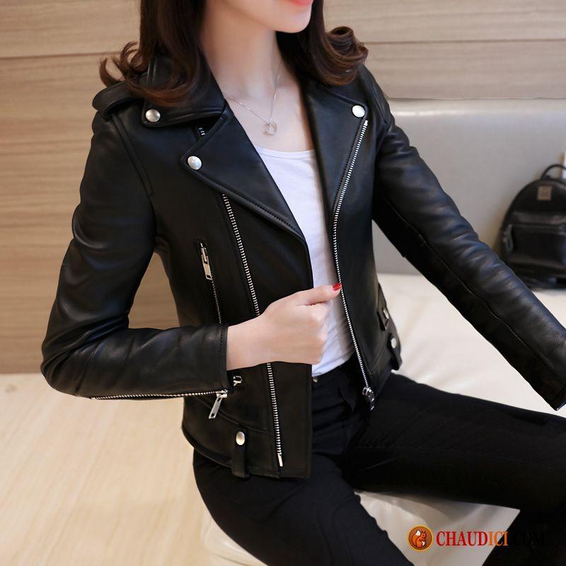 manteau femme cintr noir reversible brod r tro tissu de laine la laine pas cher. Black Bedroom Furniture Sets. Home Design Ideas