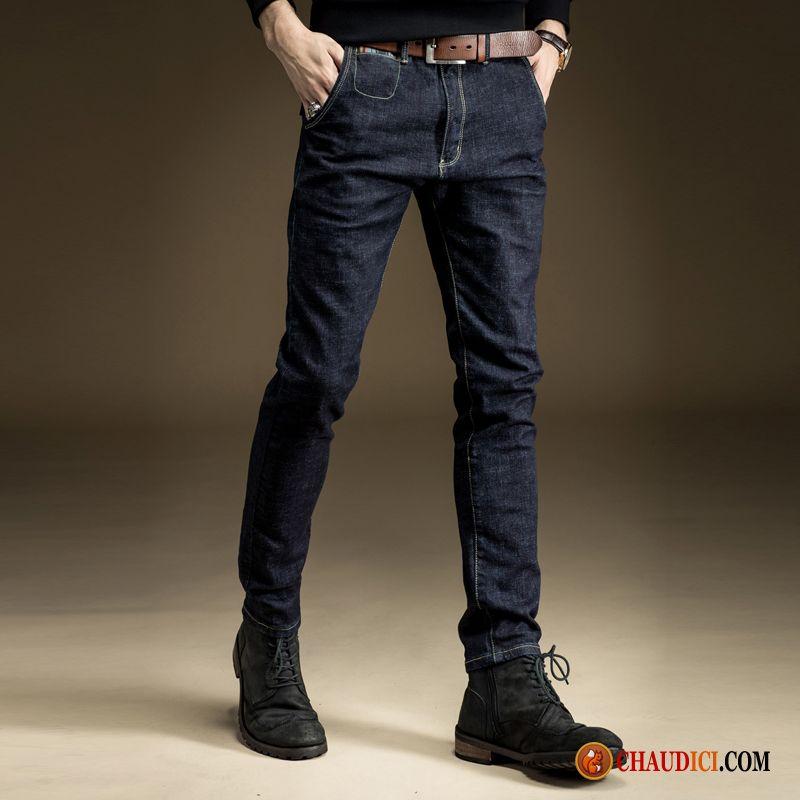 Vetement Homme Jeans Jeans Slim Extensible